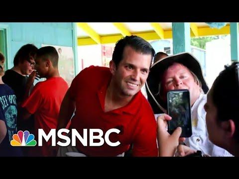 Donald Trump, Jr. Makes Curious Campaign Detour In Mississippi   Rachel Maddow   MSNBC
