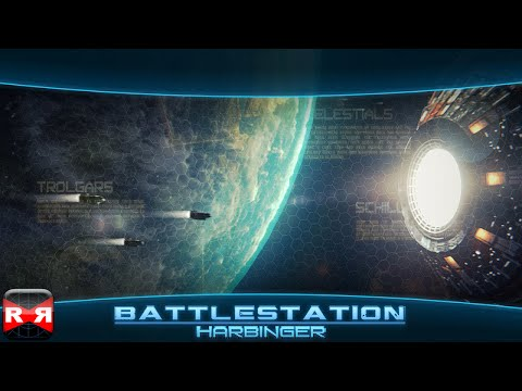 Battlestation: Harbinger (By Bugbyte) - iOS / Android - Gameplay Video