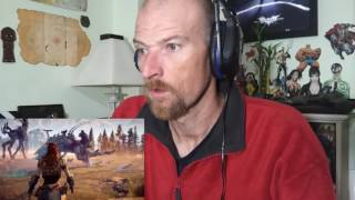 Horizon Zero Dawn Aloys Journey E3 2016 -Reaction