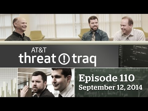 AT&T ThreatTraq: Episode 110 (Full Episode)