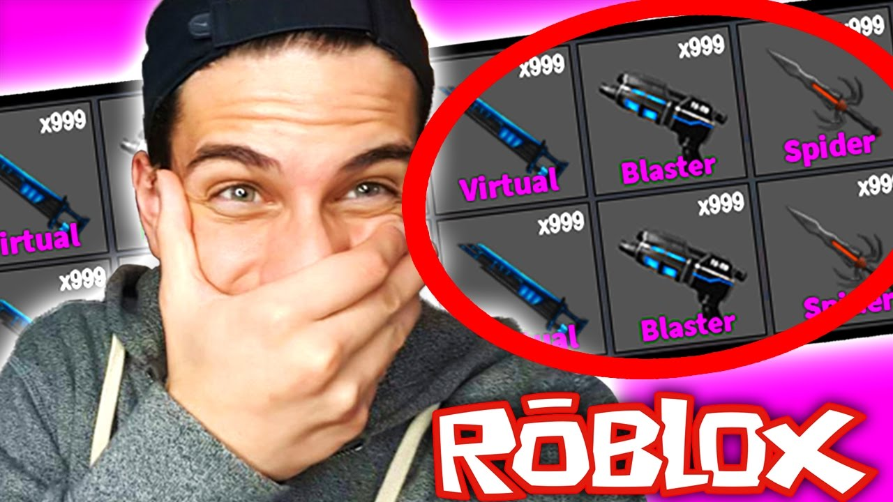 Roblox Mm2 Knife Values - Roblox Adventures Murder Mystery 2 2 Rare Godly Knifes 1 Godly Gun Godly Knife Unboxings