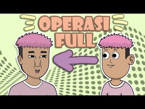 Animasi Horor Kartun Lucu - Operasi Full Episode l Kataazmi
