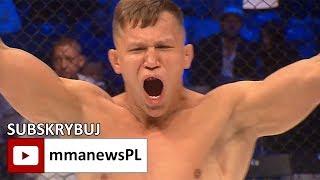Daniel Skibiński znokautował Melillo i chce walczyć o pas Babilon MMA