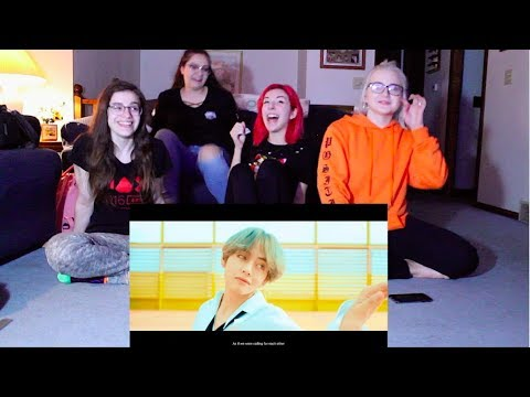 BTS (방탄소년단) - DNA MV REACTION thumbnail