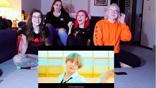 BTS (방탄소년단) - DNA MV REACTION