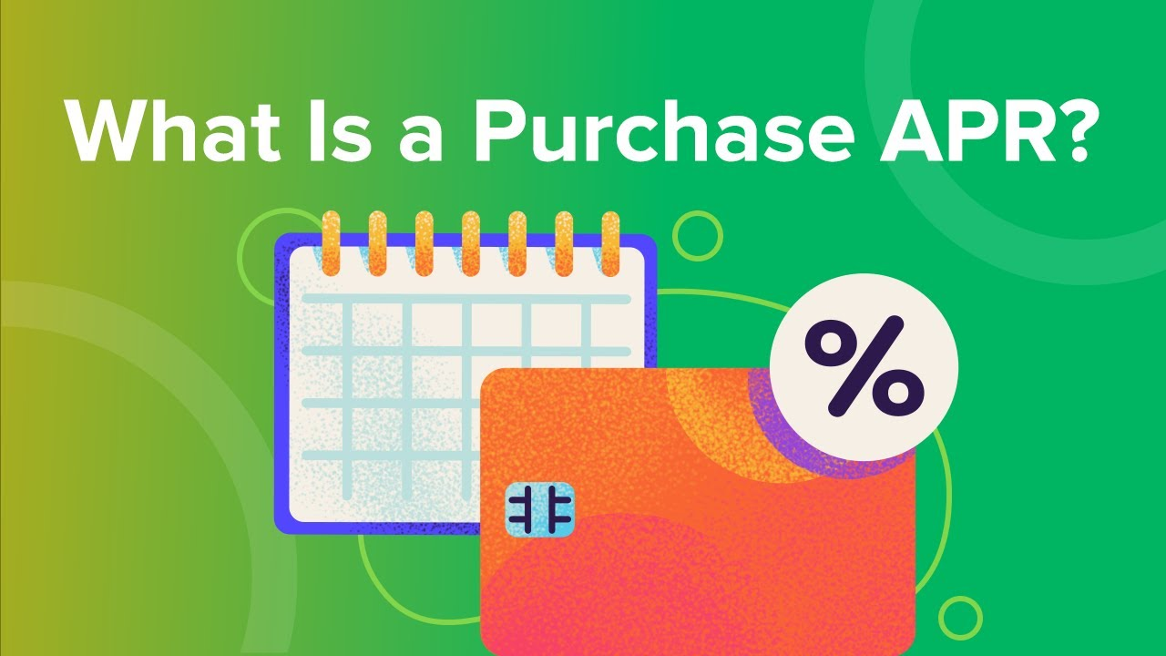 What Is Purchase APR? Credit Card Interest Rates 8