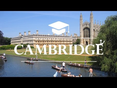 VLOG - Travelling to Cambridge