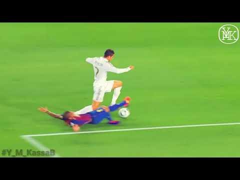 Cristiano Ronaldo Destroying《Dani Alves》