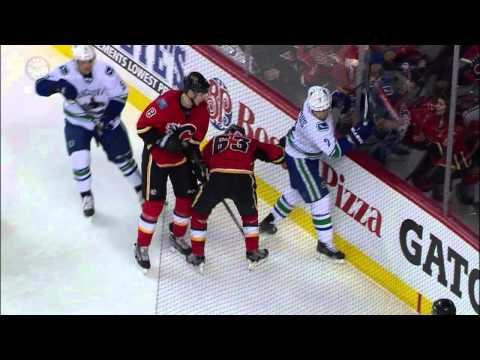 Gotta See It: Hamhuis hits Bennett in head