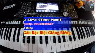 Karaoke Thằng Hầu  Remix  Tone Nam  Beat Chuẩn. coppy