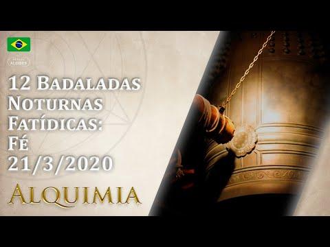"""Escola De Alquimia - LIVE """"FÉ"""" - Arte Do Equilíbrio - 21/3/2020"""