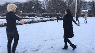 Новая Чеченская Лезгинка На Русском С Красавицами Кавказа 2018 ALISHKA Lezginka (Chechen Dance)