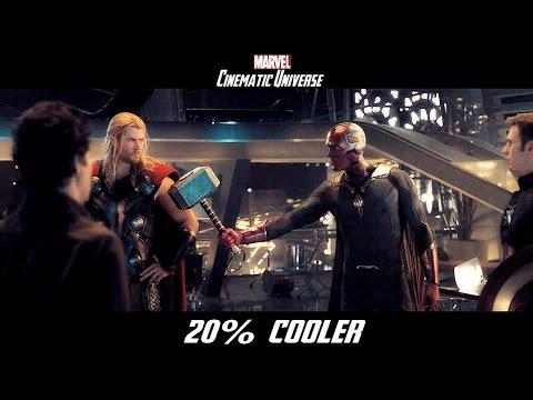 Marvel Cinematic Universe // 20% Cooler