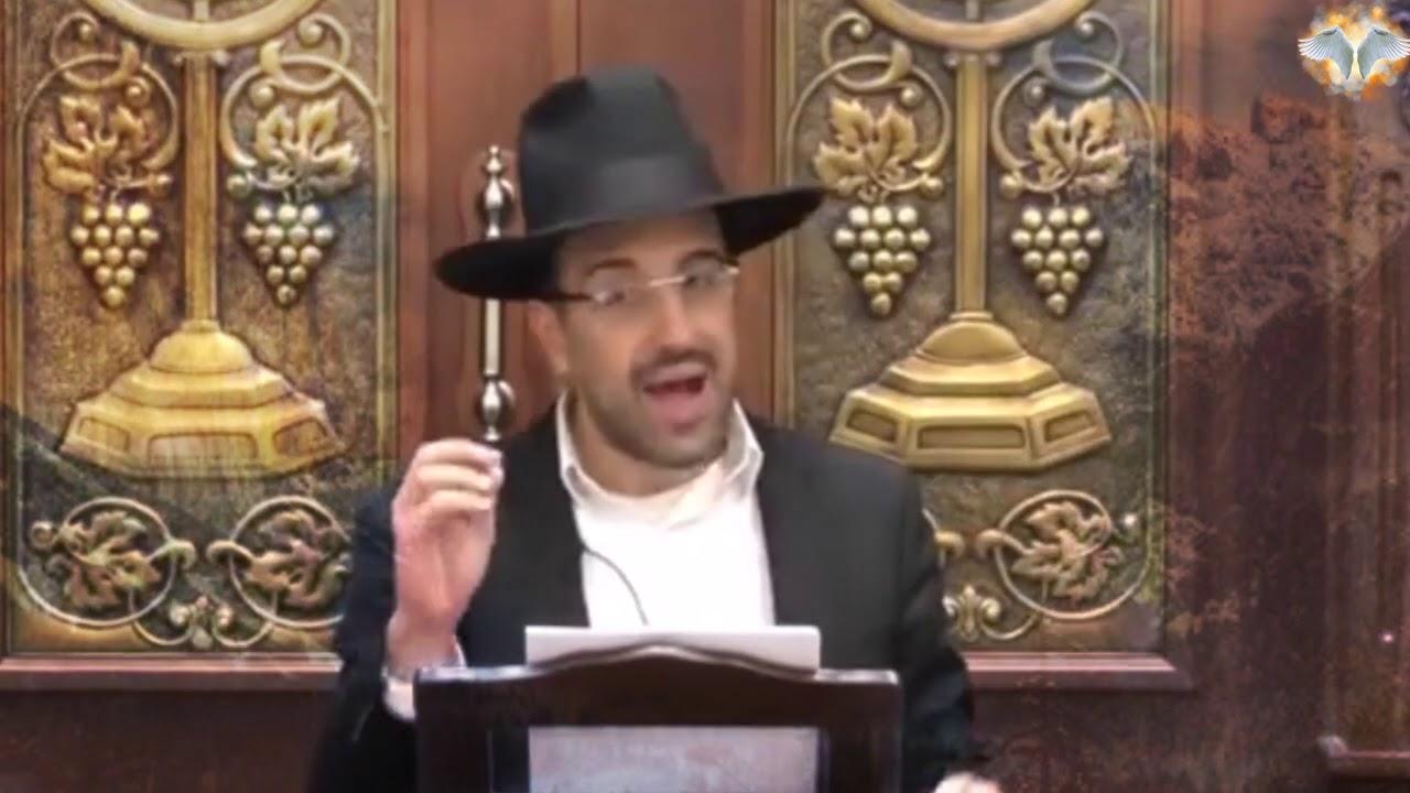 הרב מאיר אליהו - בזה תלוי הכל   פרנסה בריאות וכו...חובה לשמוע עד הסוף!