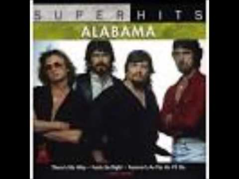 Alabama - Forever's As Far As I'll Go
