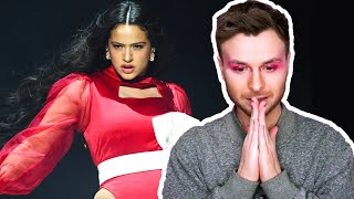 ROSALÍA - Latin GRAMMYs 2019 Performance [REACTION]