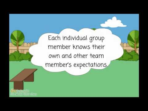 Group Process - Initial Stages