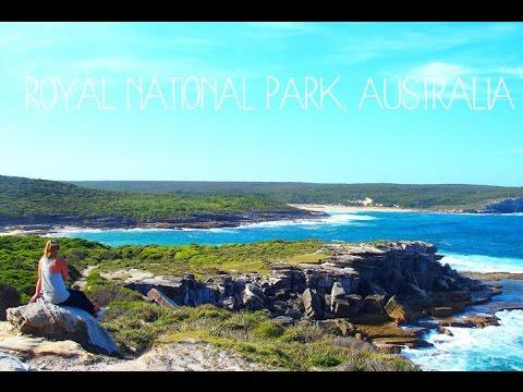 Coast Track, Royal National Park, Australia   GoPro HERO4 Session   Inge van Keulen