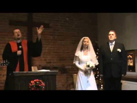 Aneta I łukasz ślub 23 12 2013 Youtube