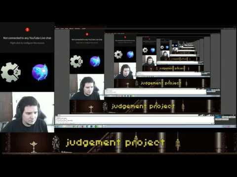 Judgement Project stream 7#gamedev