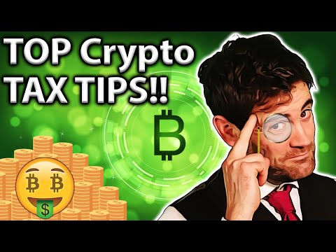 Crypto Tax Tips: ESSENTIAL GUIDE To Save Sats!! 🤑