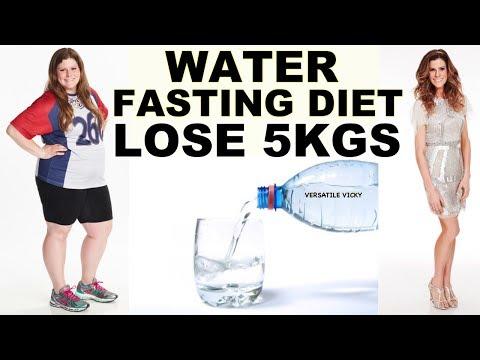 water diet one week