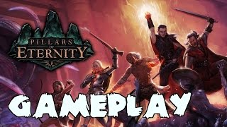 Pillars of Eternity Royal Edition Gameplay [PC 1080p]
