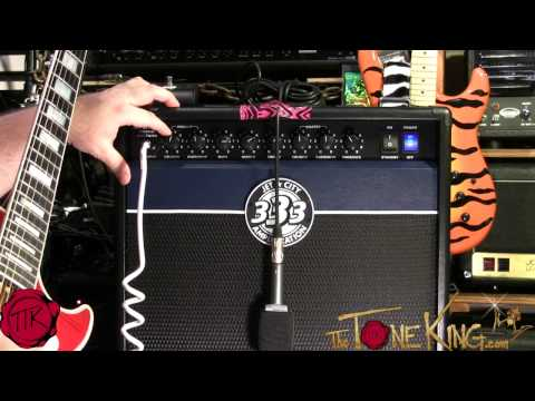 Jet City JCA2212 Demo & Review (Combo of JCA22H) ~ Free 'The Flood' Analog Delay Pedal!