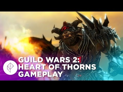 Two Hours of Guild Wars 2: Heart of Thorns Closed Beta Gameplay – Revenant Hands-On