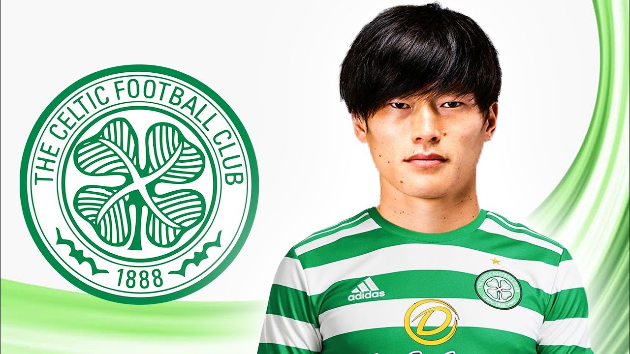 Download KYOGO FURUHASHI 古橋 亨梧   Welcome To Celtic 2021   Insane Goals, Skills, Assists (HD)