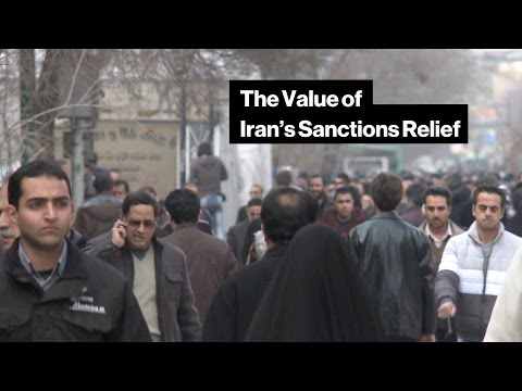Here's What Sanctions Relief Could Mean for Iran's Economy