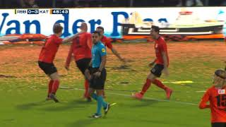 Rijnsburgse Boys - Katwijk (0-3) | VVKatwijkTV