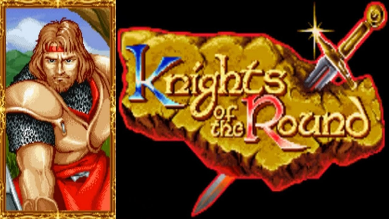 Knights of the Round - Arthur (SNES) - YouTube