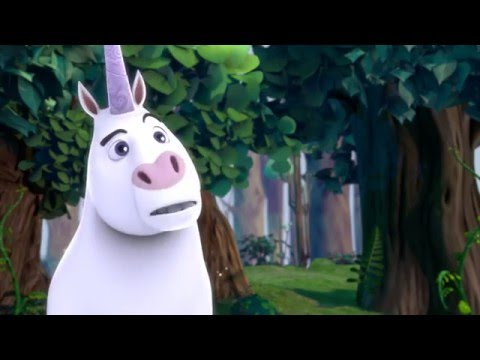 Unicorn Pretty Animation Short Film For Kids