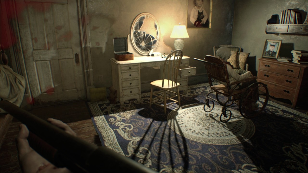 Resident Evil 7 Main House Master Bedroom Clock Puzzle 10 15 Gameplay Sequence Ps4 Youtube