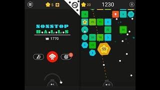 《Nonstop Balls》手機遊戲玩法與攻略教學!
