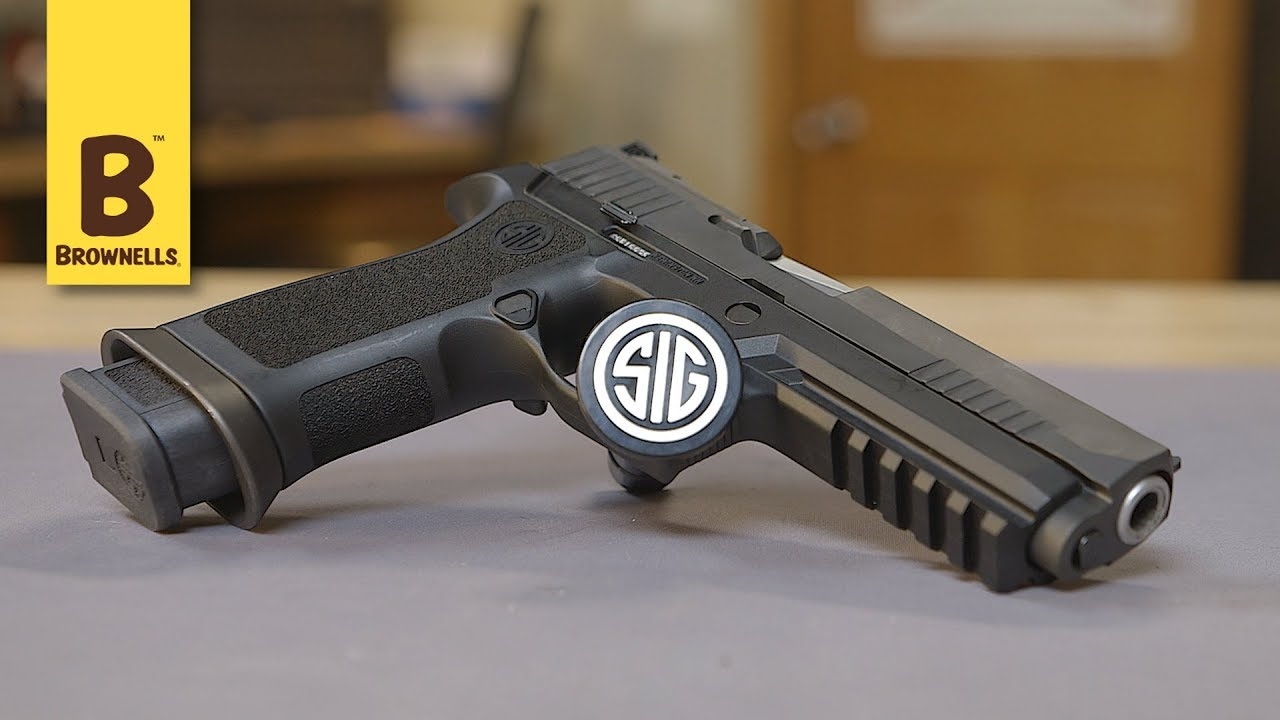 Sig Sauer P320 Conversion (How To)