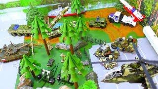Военная техника коллекционные модели Технопарк