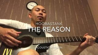 The Reason Acoustic Rhythm Track