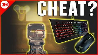 Destiny Keyboard and Mouse Xbox ONE - Is It Cheating?