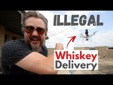 Why You Can't Get Whisk(e)y Shipped To Your Home (in The U.S.)