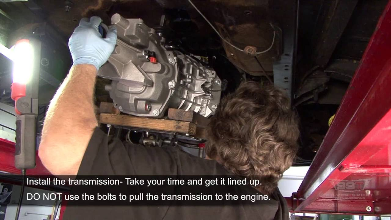 Tremec Magnum Into A C10 Install Youtube Chevy Transmission Linkage Silver Sport Transmissions