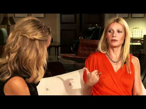 Gwyneth Paltrow: 'I think London is the capital of style'