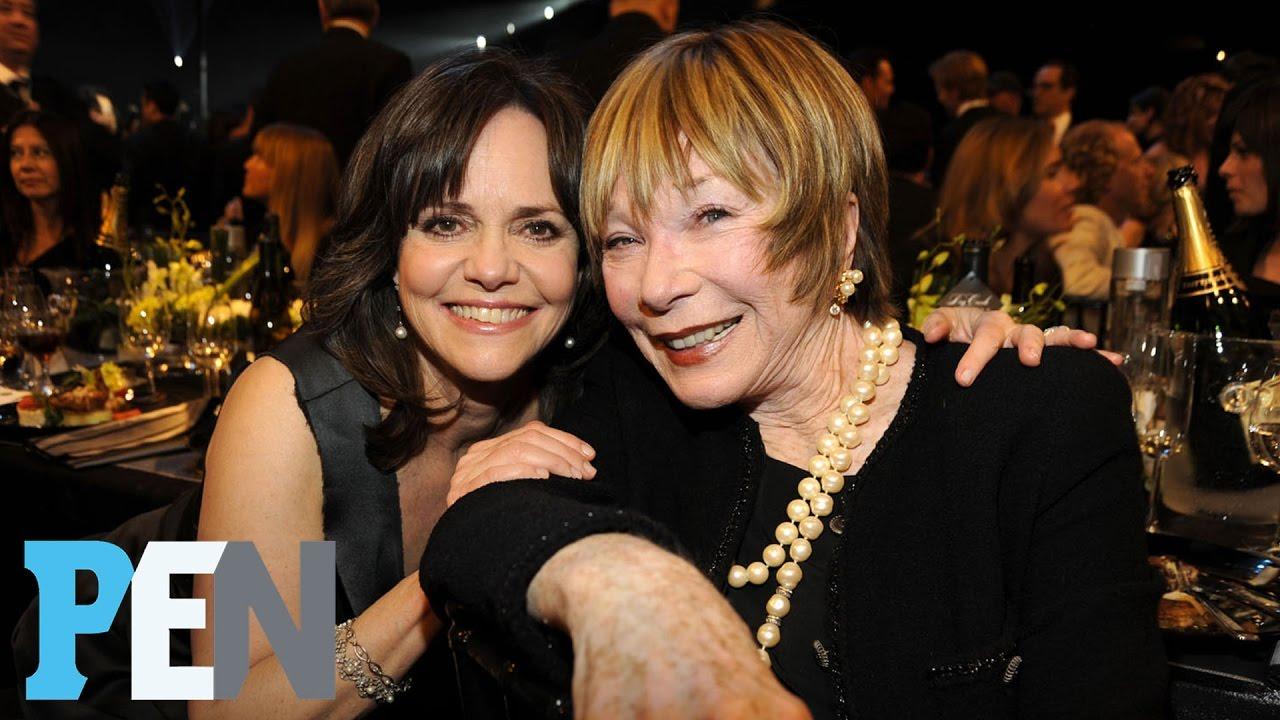 Steel Magnolias: Sally Field & Shirley MacLaine Play Word Association   PEN   People