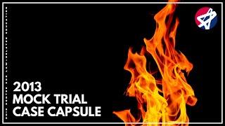 2013 HSMT Case Capsule State of Ohio v Dakota Allen