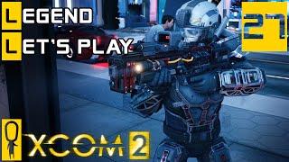 XCOM 2 - Part 27 - Elfrank VIP Escort - Let's Play - XCOM 2 Gameplay [Legend Ironman]