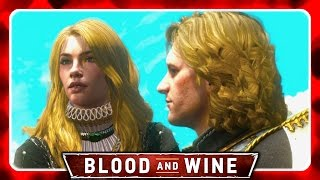 Witcher 3 🌟 Meet Vivienne and Guillaume after the Ending 🌟 Curse Transferred to Guillaume