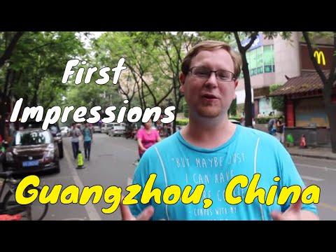 Guangzhou: First Impressions