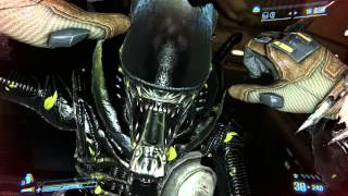 Aliens: Colonial Marines - PC Gameplay Max Settings