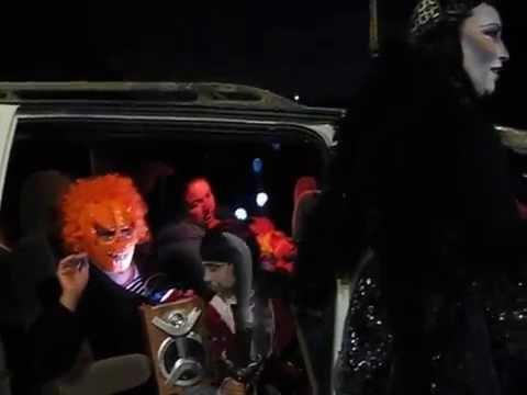 Desfile Monster Cars Azcapotzalco Youtube